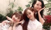 """Hòa Minzy - Nhã Phương lần đầu tiên khoe sắc chung khung hình sau khi lên chức """"mẹ bỉm"""""""