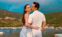 Hồ Ngọc Hà lần đầu tiên đổi ảnh đại diện chụp cùng Kim Lý dù đã bên nhau 3 năm
