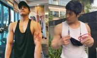 """Noo Phước Thịnh đăng ảnh """"thả thính"""", netizen lại bóc mẽ trình photoshop """"giả trân"""""""