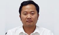 Ông Dương Văn Hòa.