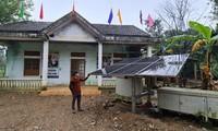 Nhiều công trình điện mặt trời tại Quảng Bình bị hỏng hóc nhưng không ai sửa chữa