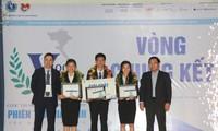 Đại diện ĐHQG Hà Nội đoạt ngôi quán quân VMoot 2019
