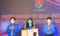 Trao giải thưởng Lý Tự Trọng năm 2020 cho 4 cá nhân tiêu biểu TPHCM