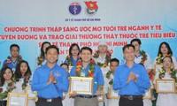 Tuyên dương 43 thầy thuốc trẻ tiêu biểu TPHCM