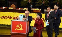 Chi tiết 61 ngưới trúng cử Ban Chấp hành Đảng bộ TPHCM khóa XI