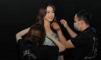 Dàn make-up hùng hậu tại cuộc thi Hoa hậu Việt Nam 2020