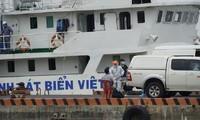 Vũng Tàu: Thêm 2 thuyền viên tàu OCEAN AMAZING dương tính với SARS-CoV-2