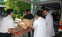 Bố trí đội ngũ y tế dọc theo cung đường Marathon Gia Lai