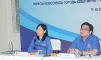 Thành Đoàn TPHCM trao đổi trực tuyến với Ủy ban Đối ngoại thành phố Saint-Petersburg