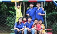 Chàng sinh viên năm cuối đoạt cú đúp giải thưởng 'Sao tháng Giêng' và 'Sinh viên 5 tốt'
