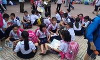 Hơn 1 triệu học sinh TPHCM nghỉ học tránh bão
