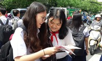 TPHCM công bố điểm thi vào lớp 10