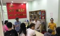 """Trung tâm ngoại ngữ ở Sài Gòn bị tố """"lừa đảo"""""""