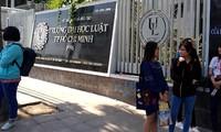 Trường ĐH Luật TPHCM nơi có 2 PGS, phó khoa xin từ chức