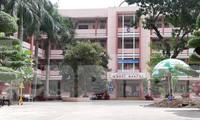 Trường THPT Thủ Đức, TPHCM nơi xảy ra vụ việc