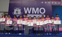12 học sinh của Việt Nam tham gia cuộc thi đều có giải