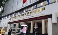 Trường ĐH Kinh tế TPHCM nơi xảy ra vụ việc