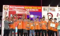 Trường ĐH Lạc Hồng vô địch Koma Taisen, đại diện Việt Nam tranh tài thế giới