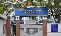 Trường THPT Gò Vấp nơi xẩy ra vụ việc
