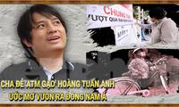 """Anh Hoàng Tuấn Anh, chủ nhân sáng chế ra những chiếc máy """"ATM gạo"""""""