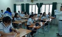 Thí sinh TPHCM tham dự kỳ thi lớp 10 năm học 2019- 2020