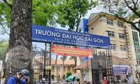 Trường ĐH Sài Gòn công bố điểm sàn xét tuyển năm 2020