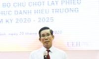GS.TS. Sử Đình Thành tân Hiệu trưởng Trường Đại học Kinh tế TPHCM,