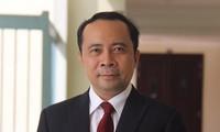 PGS.TS Vũ Hải Quân tân Giám đốc Đại học Quốc gia TPHCM.