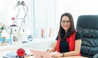 Bà Trần Thúy Trâm Quyên tân Phó hiệu trưởng Trường ĐH Quốc tế Hồng Bàng