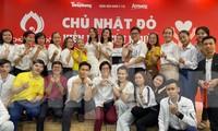 Amway Việt Nam tổ chức Chủ nhật đỏ 2021 lần thứ 2 tại TPHCM