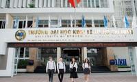 Trường đại học Kinh tế TPHCM xét đặc cách thí sinh tốt nghiệp THPT vào đại học