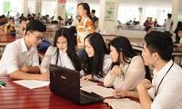Sinh viên Trường ĐH Sư phạm TPHCM