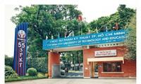 Trường ĐH Sư phạm Kỹ thuật TPHCM