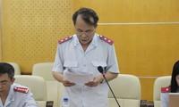Thanh tra Chính phủ công bố kết luận toàn văn về vụ việc. Ảnh: Lê Dương