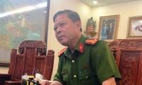 """Đại tá Nguyễn Chí Phương bị đình chỉ công tác để điều tra nhận tiền """"chạy án"""""""