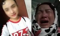 Bà Trần Thị Hiền trong một bức ảnh cùng con gái Cao Mỹ Duyên. Ảnh: FBNV.