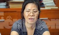 Bị can Nguyễn Bích Quy.