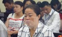 Bị cáo Lê Thị Dung là người nhờ Nguyễn Thanh Hoài nâng điểm cho 20 thí sinh.
