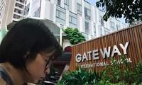 Bị can Nguyễn Thị Thủy tại cơ quan điều tra. Ảnh: An ninh Thủ đô