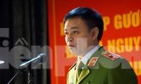 Phát động học tập 3 liệt sỹ anh dũng hy sinh ở Đồng Tâm