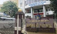 BHXH thành phố Hải Phòng vừa cách chức bà Phạm Thị Hải Hà - Giám đốc BHXH quận Lê Chân.