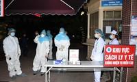 Hải Phòng lấy hàng nghìn mẫu xét nghiệm liên quan ca mắc COVID-19