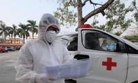 Thông báo khẩn truy tìm F1, F2 liên quan nữ công nhân dương tính SARS-CoV-2