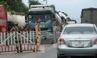 Hải Dương hạn chế phương tiện trên 5 quốc lộ qua tỉnh để giãn cách xã hội