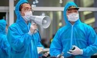 Kinh Môn thông báo khẩn về nữ công nhân Poyun mắc COVID-19