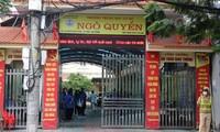 Trường THCS Ngô Quyền, TP Hải Phòng.