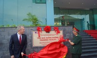 Trung tâm Gìn giữ hòa bình Việt Nam sẽ được nâng cấp thành Cục Gìn giữ hòa bình Việt Nam. Ảnh: Nguyễn Minh