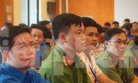Đảng viên trẻ tiên phong 'Cần, Kiệm, Liêm, Chính, Chí công vô tư'