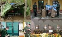 Biên phòng xứ Lạng lập nhiều chiến công mùa COVID-19