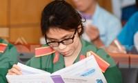 Minh Tú tham gia cuộc thi lập trình Vietnam Hackathon 2018
